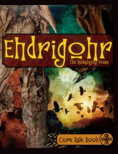 Ehdrigohr Book Cover