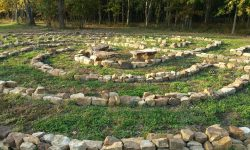 Labyrinth at Mandala Gardens